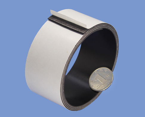 1mm X 40mm Strong Magnetic Tape with Economic Acrylic Adhesive
