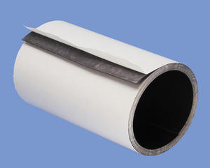 0.5mmX100mm Magnetic Sheet Roll With Economic Adhesive