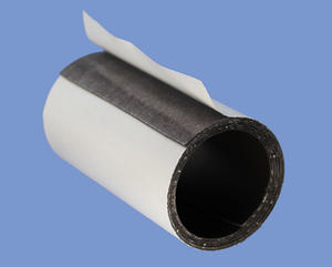 1mmX100mm Magnetic Sheet Roll With Economic Adhesive