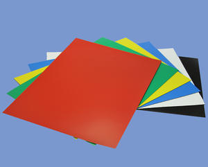 1mm X A4 Size High Quality Magnetic Sheet Roll With Glossy Red PVC