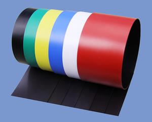 1.5mm Thick Strong Magnetic Tape Magnetic Strip With High Quality PVC