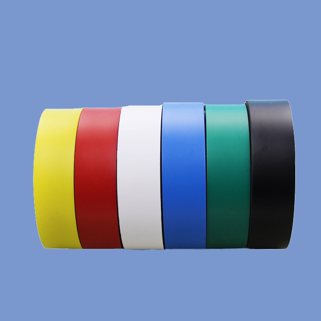 1.5mm X 50mm Strong magnetic strip magnetic tape With High Quality PVC