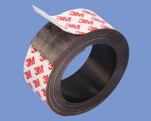Strong China Gripping Magnetic Tape 2mm X 30mm With 3M Adhesive