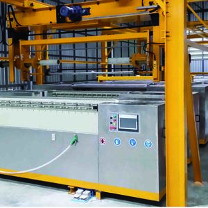 Full automatic plating line gravure cylinder making machine rotogravure cylinder machine