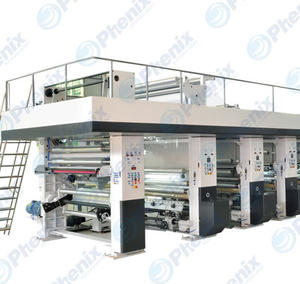 High Speed Rotogravure Printing Press