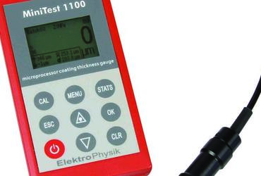 Coating Thickness Tester Product Introduction
