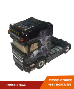 TEKNO 1/50 SCANLA WATER TRANSFORM DECAL DIECAST MODELS