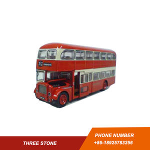 Custom-made diecast bus collection manufacturers