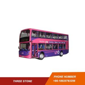 China double decker bus models suppliers