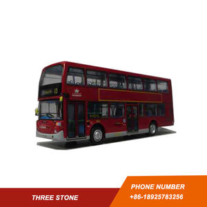 Custom-made die cast model bus suppliers