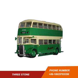Wholesale diecast double decker bus models suppliers