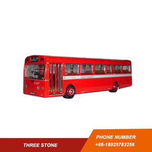 China high quality collectible bus model factory