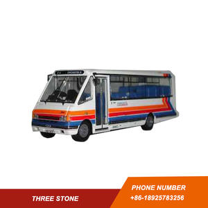 Customized high quality model bus suppliers