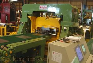 rotary shearing cutting line,rotary shearing cutting machine