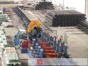 Carbon Steel High Frequency Pipe Mill