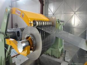 steel slitting line