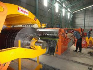 KJS120 Series Steel Coil Slitting Machine