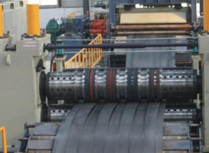 heavy duty steel slitting line