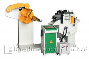 SNCF Series Nc Servo Roll Feeder Machine