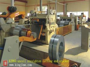 KJH60 Series High Speed Steel Cut To Length Line