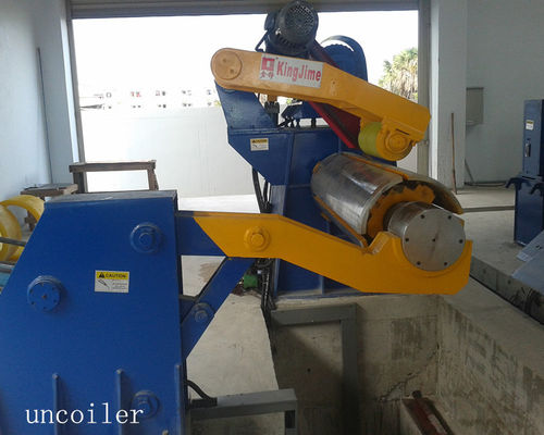 KJS180 series belt tension Slitting line