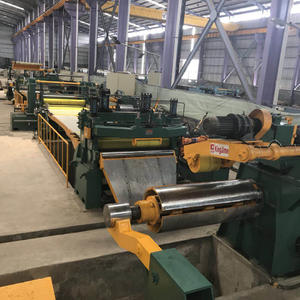KJS60 Series Automatic Slitting Line For Steel Coil