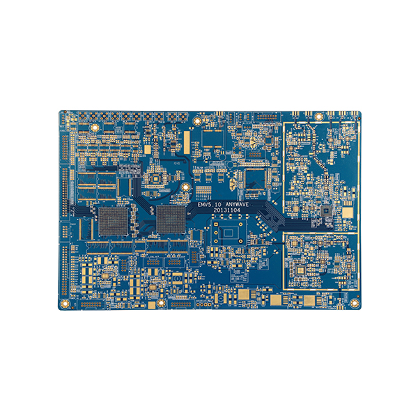Multi-layers pcb board—6L