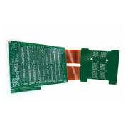 Rigid flexible circuit boards-10L