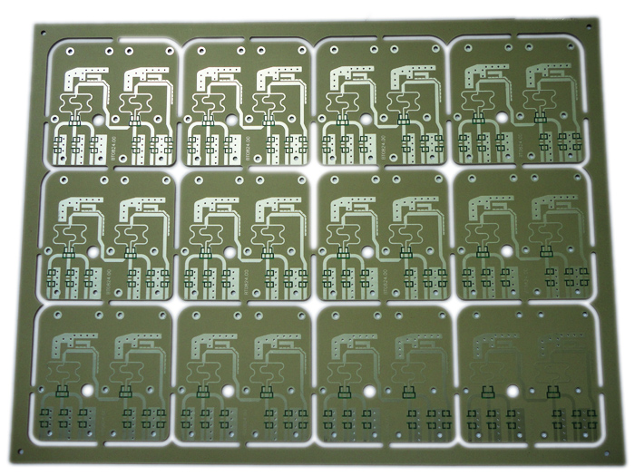 High frequency pcb board—2L