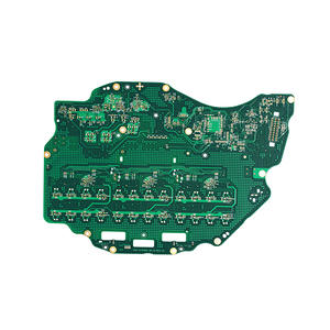 High-technical 4 layer board production