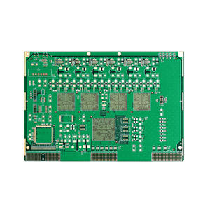 Shenzhen multilayer pcb fabrication service Data Aquisition PCB
