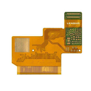 Rigid-flex Pcb Board—4L