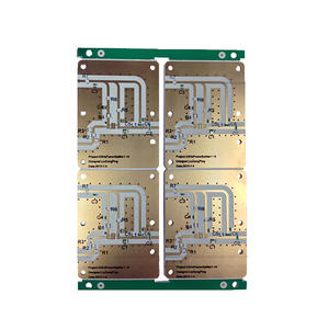 High Frequency PCB Design—2L