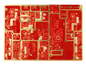 Hybrid High-Frequency Multilayer PCBs Design—4L
