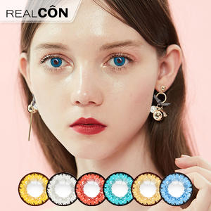 Realcon Fashion Eye Contacts Sparkle Contact Lens Exporter