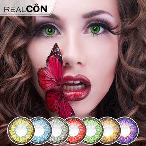 Customized color cosmetic contact lens suppliers
