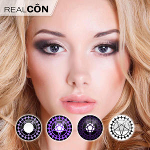 Wholesale 1 Year Contact Lenses Crazy Lenses Supplier