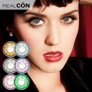 Customized galaxy contact lenses factory - Angel Ice Blue Lenses