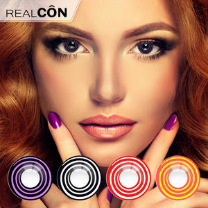 Realcon Gorgeous Korea Color Contact Lens Muse Lenses Contacts Supplier
