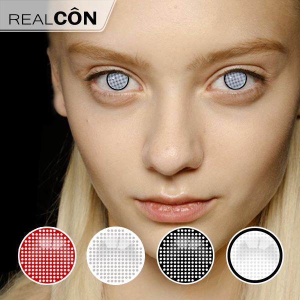Realcon Contact Lens Korea Wholesale Gauze Color Lens Factory