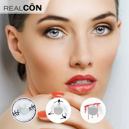 Realcon Dream Color Contact Lenses Cosplay Lens Supplier