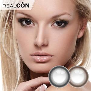 Realcon Cosmetic China Contact Lens FA-20 Natural Lenses Supplier