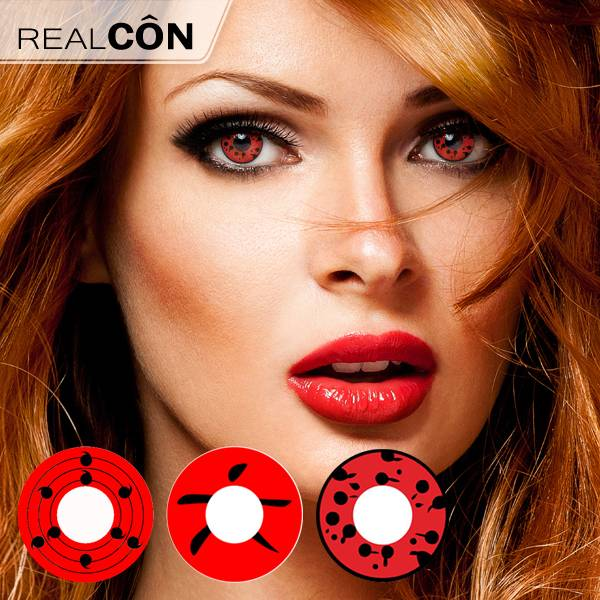 Realcon Wholesale Colored Contact Lens Import Manufacturer