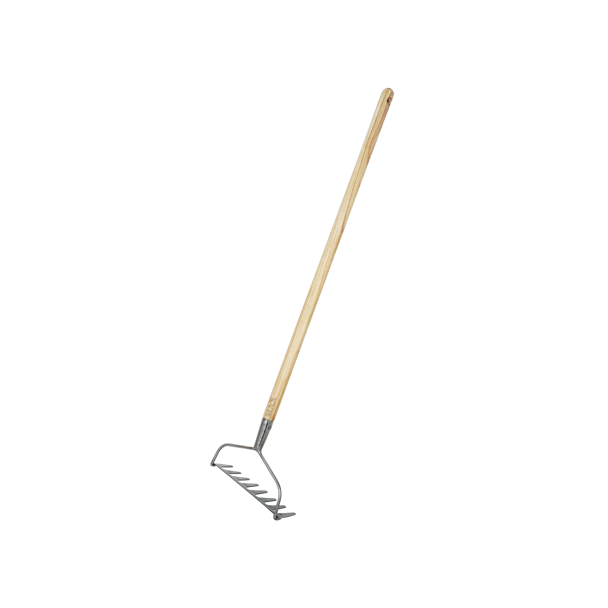 stainless steel kid soil rake