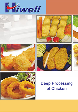 Deep Processing of Chicken