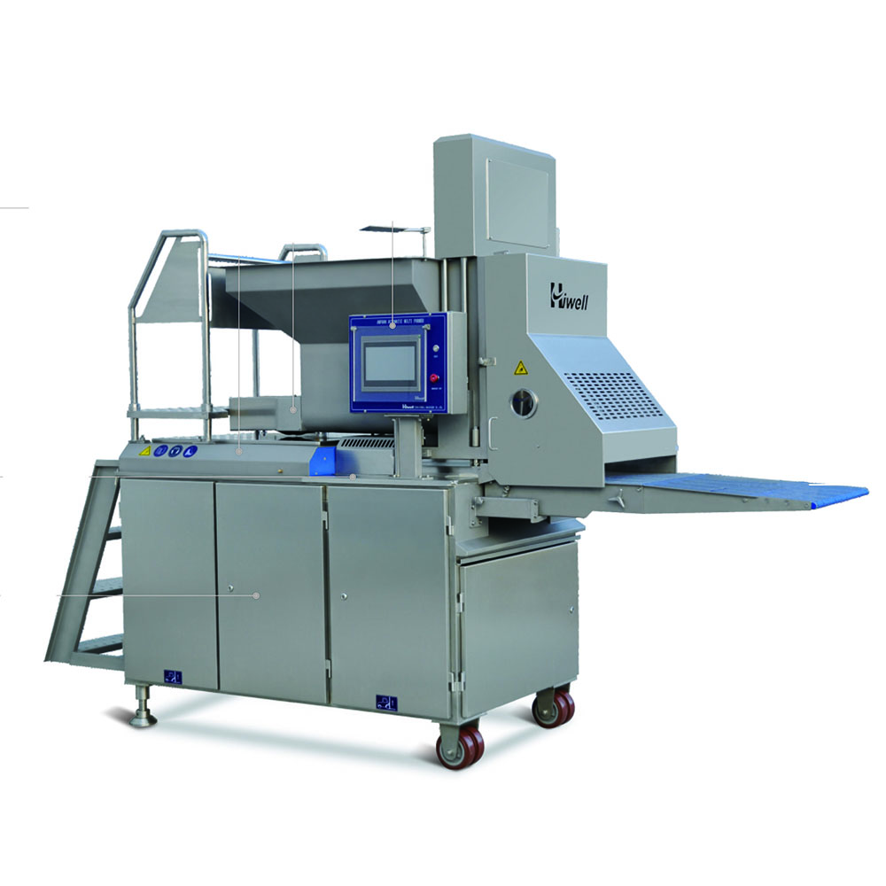 AMF600-V  Automatic Forming Machine