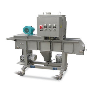 high quality crumbing machine factory