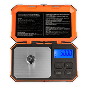 Precise Pocket Scale ZC-01F