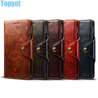 Baroque Style Wallet Apple iPhone Leather Cases