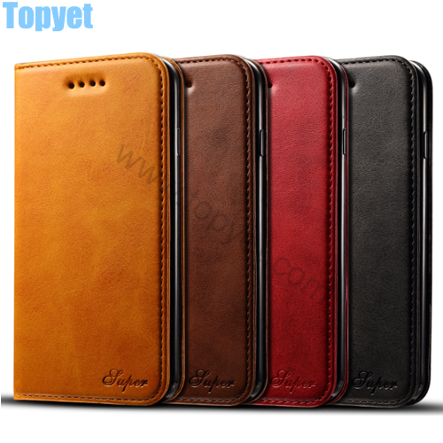 Samsung Galaxy S8 Plus Wallet Leather Cases